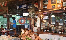 Tioman nightlife: bars, pubs and cafes