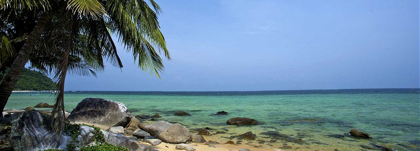 Tioman, the ideal honeymoon retreat. Find inner peace and utter happiness in our paradise retreat