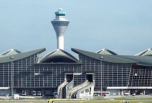 KLIA main building and ATC